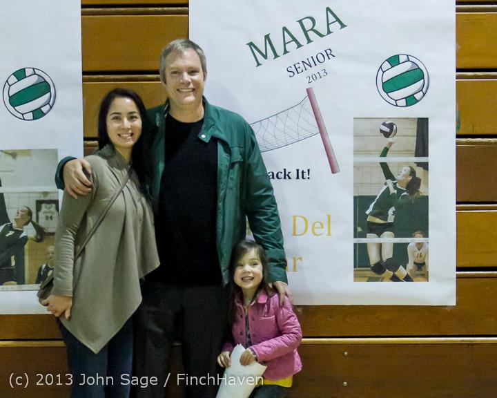 20771-b VHS Volleyball Seniors Night 2013 102213