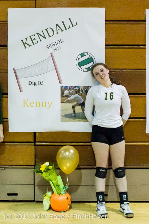 21460-a VHS Volleyball Seniors Night 2013 102213