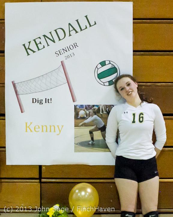 21460-b VHS Volleyball Seniors Night 2013 102213