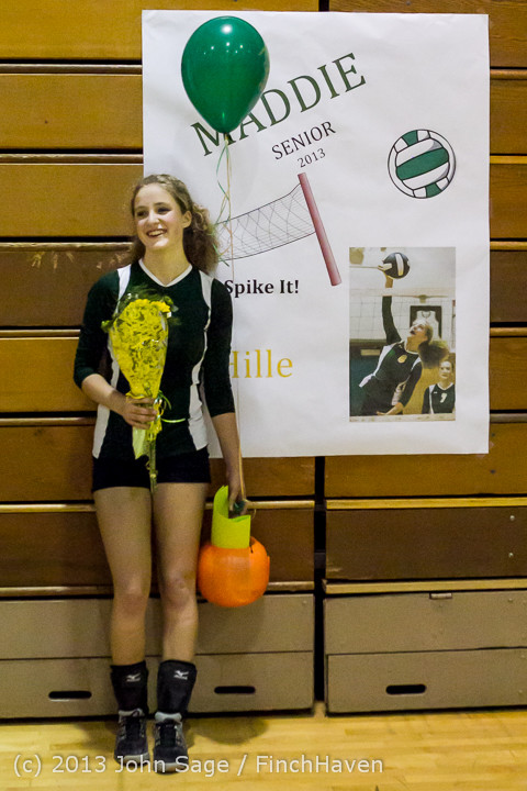 21461-a VHS Volleyball Seniors Night 2013 102213