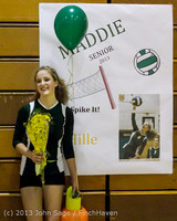 21461-b VHS Volleyball Seniors Night 2013 102213