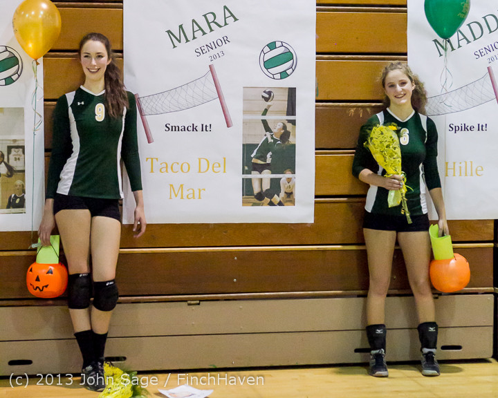 21489-a VHS Volleyball Seniors Night 2013 102213
