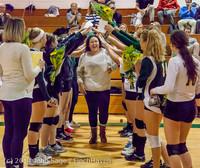 8049 VHS Volleyball Seniors Night 2014 102214