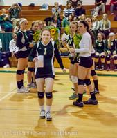 8061 VHS Volleyball Seniors Night 2014 102214