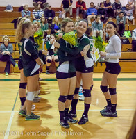 8073 VHS Volleyball Seniors Night 2014 102214