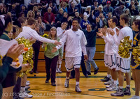6335 VIHS Basketball Winter Cheer Seniors Night 2015 021015