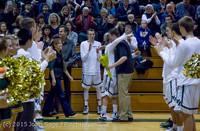 6381 VIHS Basketball Winter Cheer Seniors Night 2015 021015