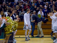 6436 VIHS Basketball Winter Cheer Seniors Night 2015 021015