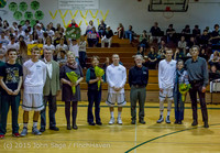 6476 VIHS Basketball Winter Cheer Seniors Night 2015 021015