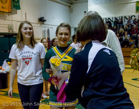 6561 VIHS Basketball Winter Cheer Seniors Night 2015 021015
