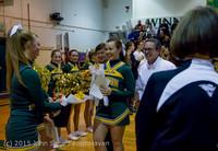 6616 VIHS Basketball Winter Cheer Seniors Night 2015 021015