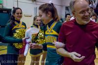 6710 VIHS Basketball Winter Cheer Seniors Night 2015 021015