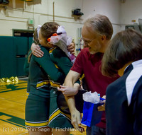 6714 VIHS Basketball Winter Cheer Seniors Night 2015 021015