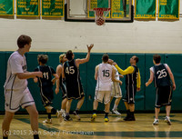 8200 VIHS Boys BBall Alumni Game 2014 121914