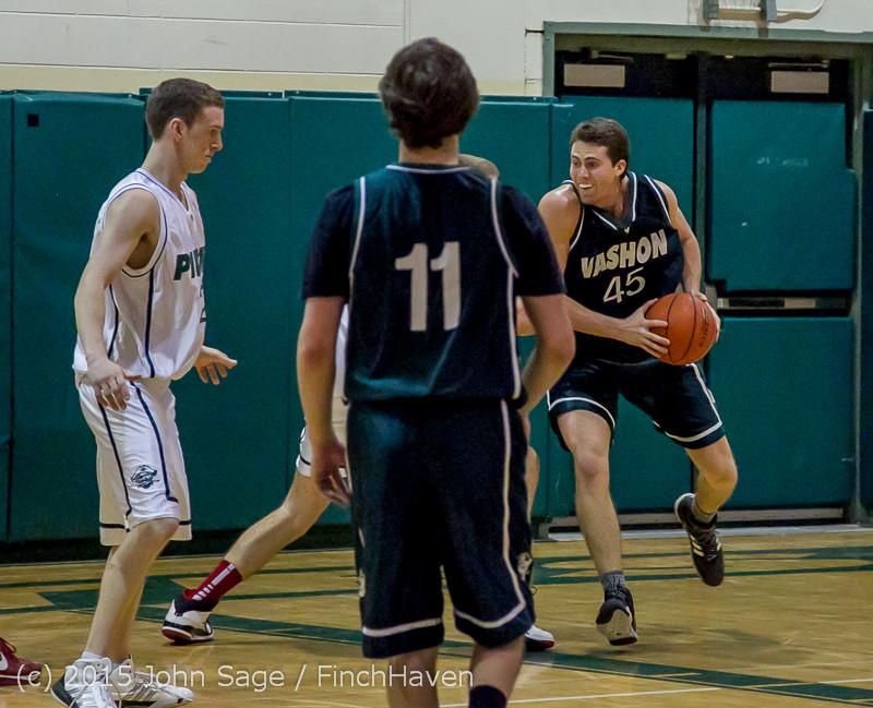 9121 VIHS Boys BBall Alumni Game 2014 121914