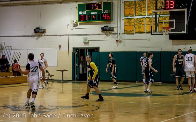 9210 VIHS Boys BBall Alumni Game 2014 121914