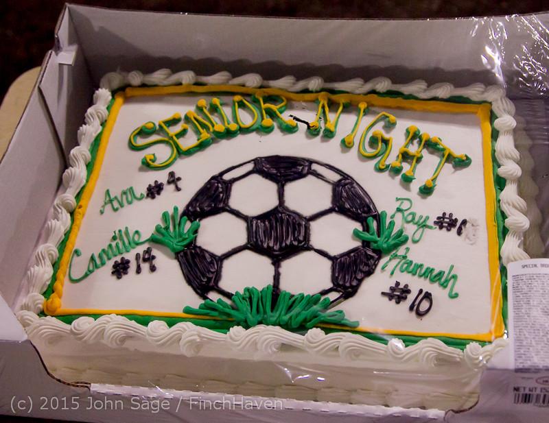 7836 VIHS Girls Soccer Seniors Night 2015 101515