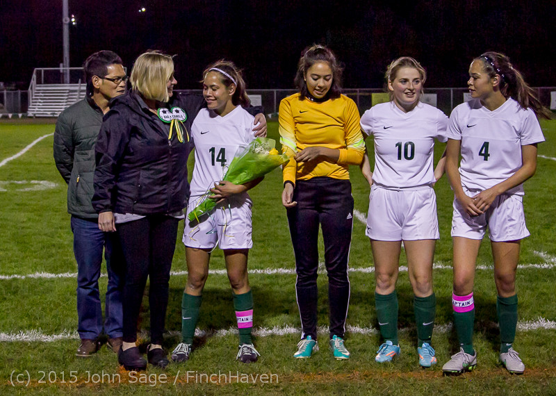 7930 VIHS Girls Soccer Seniors Night 2015 101515