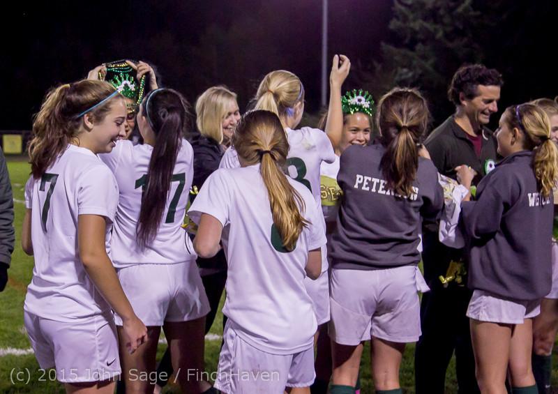 8131 VIHS Girls Soccer Seniors Night 2015 101515