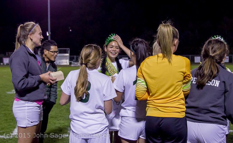 8167 VIHS Girls Soccer Seniors Night 2015 101515