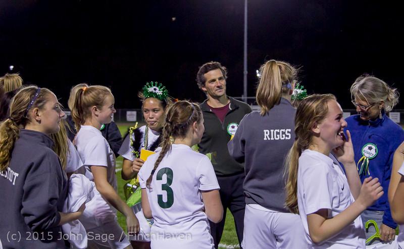8202 VIHS Girls Soccer Seniors Night 2015 101515