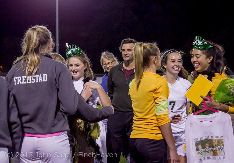 8258 VIHS Girls Soccer Seniors Night 2015 101515