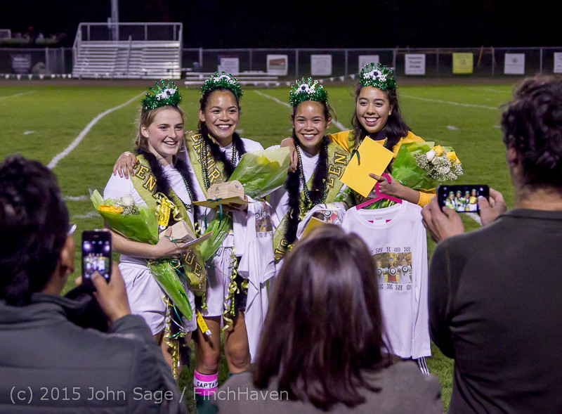 8291 VIHS Girls Soccer Seniors Night 2015 101515