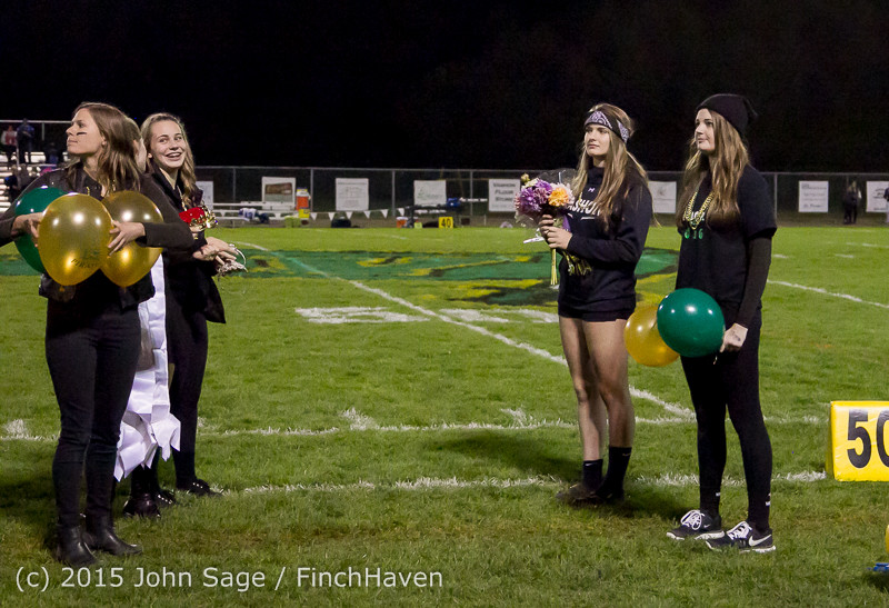 23033 VIHS Homecoming Court and Parade 2015 101615