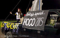 23040 VIHS Homecoming Court and Parade 2015 101615
