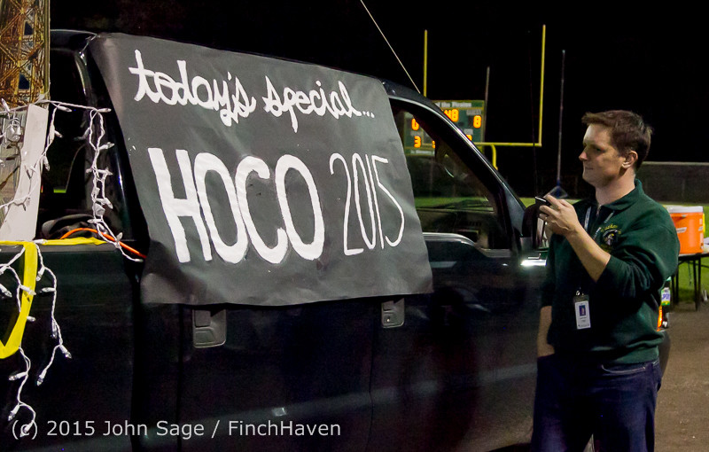 23097 VIHS Homecoming Court and Parade 2015 101615
