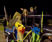 23211 VIHS Homecoming Court and Parade 2015 101615