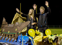 23240 VIHS Homecoming Court and Parade 2015 101615