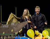 23244 VIHS Homecoming Court and Parade 2015 101615