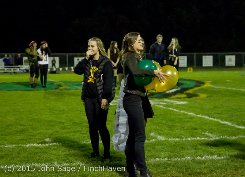 23315 VIHS Homecoming Court and Parade 2015 101615