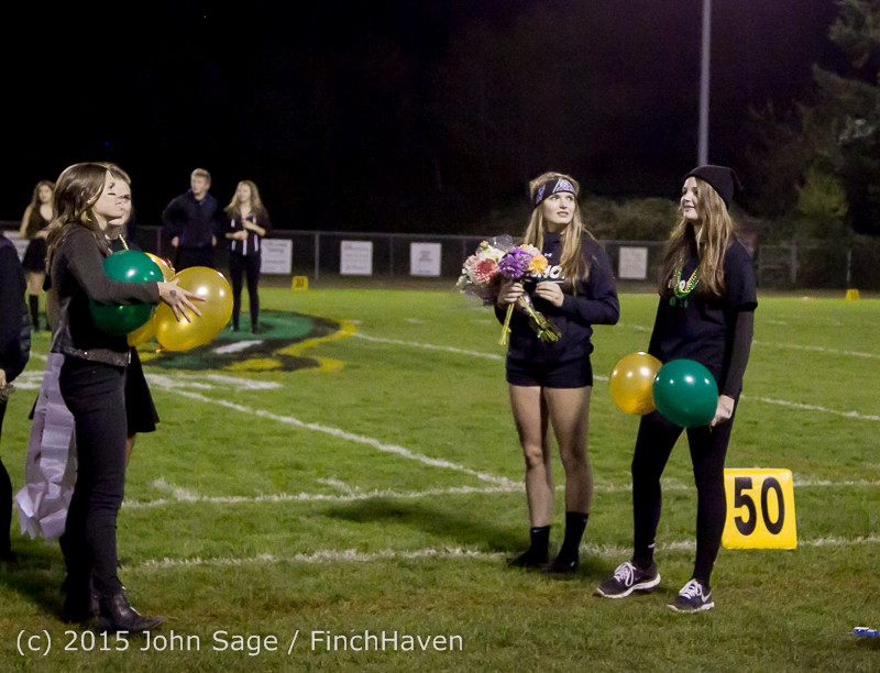 23323 VIHS Homecoming Court and Parade 2015 101615