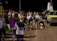 23331 VIHS Homecoming Court and Parade 2015 101615
