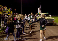 23351 VIHS Homecoming Court and Parade 2015 101615