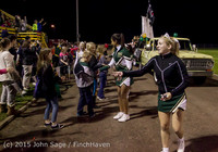 23357 VIHS Homecoming Court and Parade 2015 101615
