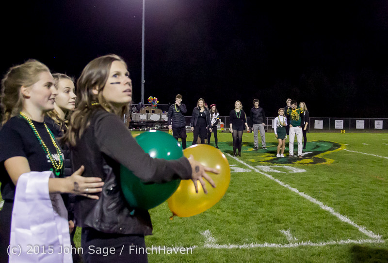 23474 VIHS Homecoming Court and Parade 2015 101615