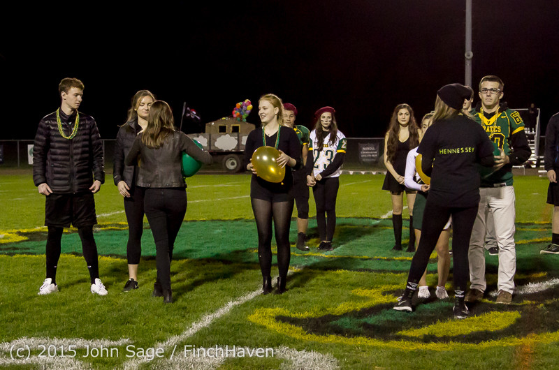 23486 VIHS Homecoming Court and Parade 2015 101615