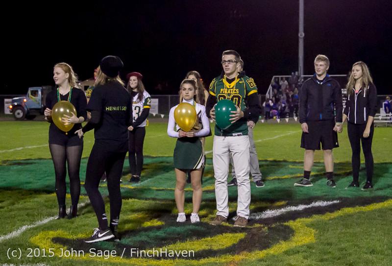 23496 VIHS Homecoming Court and Parade 2015 101615
