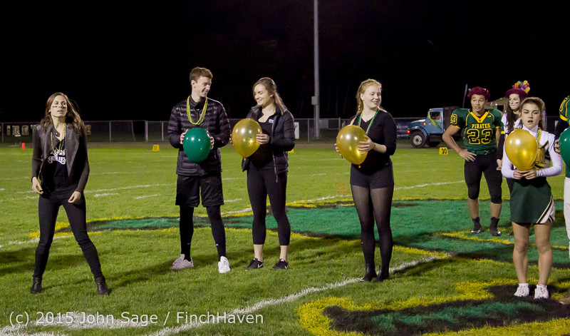 23508 VIHS Homecoming Court and Parade 2015 101615