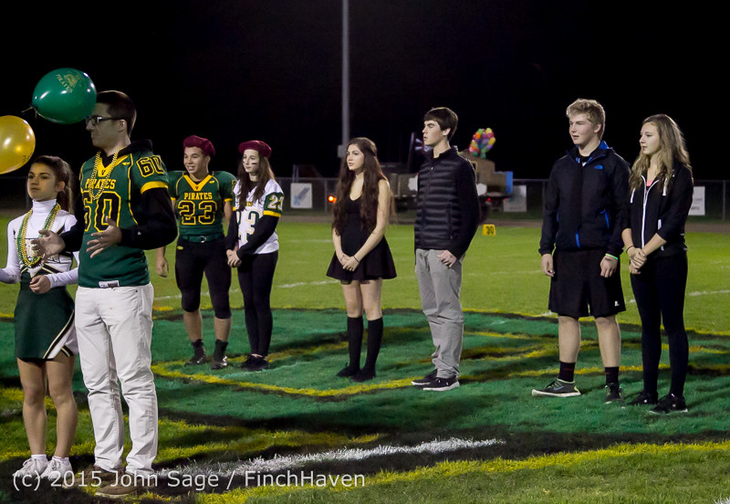 23522 VIHS Homecoming Court and Parade 2015 101615