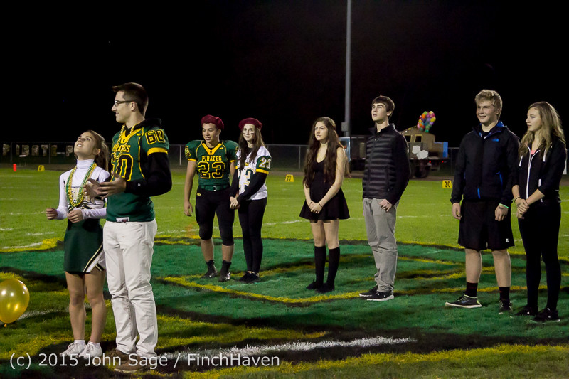 23526 VIHS Homecoming Court and Parade 2015 101615