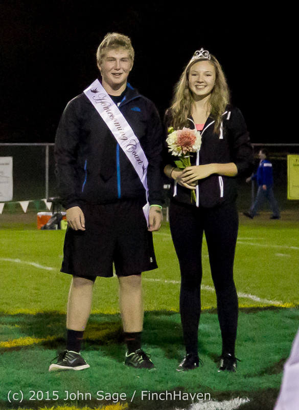 23619 VIHS Homecoming Court and Parade 2015 101615