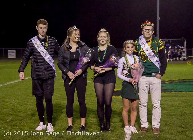 23642 VIHS Homecoming Court and Parade 2015 101615