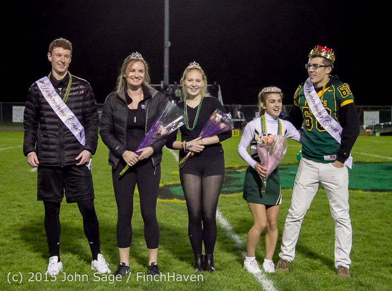 23664 VIHS Homecoming Court and Parade 2015 101615
