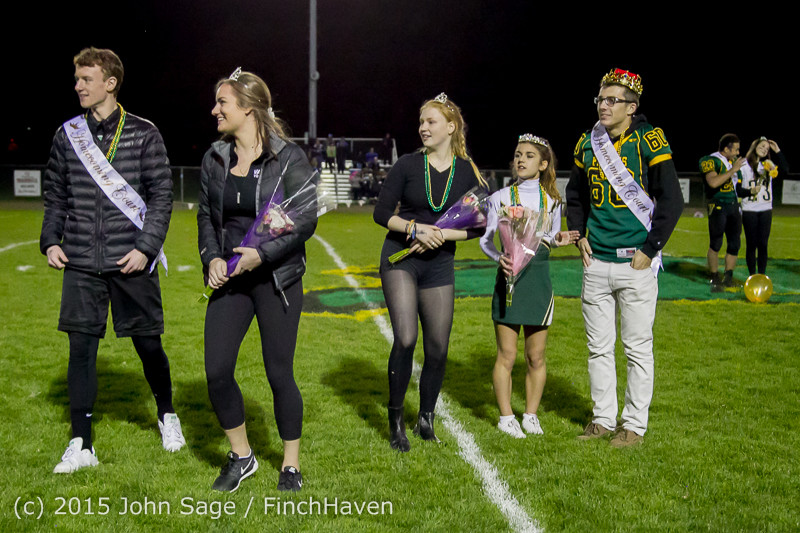 23677 VIHS Homecoming Court and Parade 2015 101615
