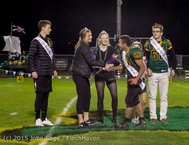 23684 VIHS Homecoming Court and Parade 2015 101615