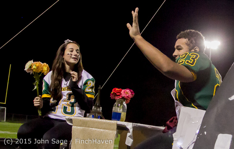 23737 VIHS Homecoming Court and Parade 2015 101615
